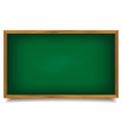 School green Board vector image vector image