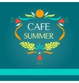 Template logo Sammer cafe