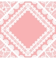 Lacy vintage background vector image