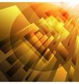 fantastic backdrop vector image vector image