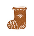 gingerbread collection vector image vector image