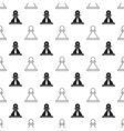 Pawns pattern vector image vector image