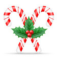christmas candy stock vector image vector image