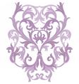 Damask Baroque element