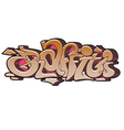 Graffiti urban art vector | Price: 1 Credit (USD $1)