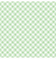 round geometric pattern vector image vector image