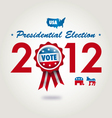 Us presidential election 2012 vector | Price: 1 Credit (USD $1)