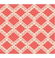 seamless gentle lace background vector image