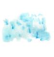 blue watercolor paint texture vector image vector image