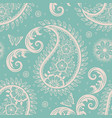 floral seamless pattern element in vector image vector image