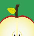 Fruits design vector image