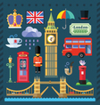 Great Britain Kingdom vector image