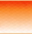 orange gradient geometric low poly abstract vector image