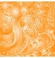 Quadrate bright pattern vector image