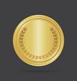 golden sale frame badge and label vector image vector image