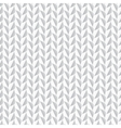 White and grey texture - seamless background vector image