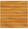 Wooden texture background with brown panels vector image
