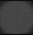black carbon fiber seamless vector image