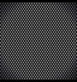 black carbon fiber seamless vector image