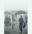 raining season vector image vector image