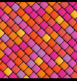 abstract geometric background squares vector image vector image