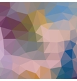 Abstract Triangle Geometrical Background vector image