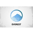 Mountain Logo design Everest logo Mountain