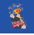 1 Million Likes Celebration vector image vector image