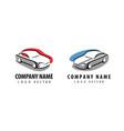 car logo symbol transport automobile symbol vector image vector image
