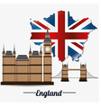 UK london design vector image