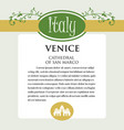 designe page or menu for italian products it can vector image