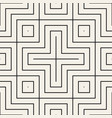 seamless pattern repeating abstract vector image vector image