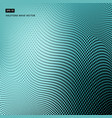 abstract dotted background halftone wave effect vector image
