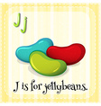 jellybeans vector image vector image