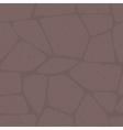 Stone Wall Seamless Pattern vector image