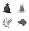 rest ecology animals and other web icon in vector image vector image