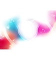 Abstract soft colored background for design vector image vector image