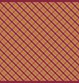 repeating seamless diagonal pattern vector image vector image