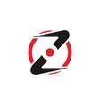 z creative letter logo design vector image