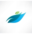 Eco life vector image