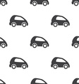 mini car seamless pattern vector image vector image