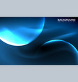 modern abstract aurora energy with colorful vector image vector image