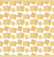 passover seamless pattern with matzah pesach vector image