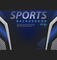 blue-black background in sport design style