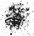 Hand-made grunge texture vector image vector image