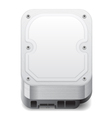 Icon for hard drive vector image vector image