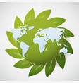 natural world vector image