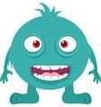 Happy Monster Icon vector image vector image