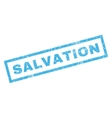 Salvation Rubber Stamp vector image vector image