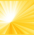 abstract light burst yellow radial gradient vector image